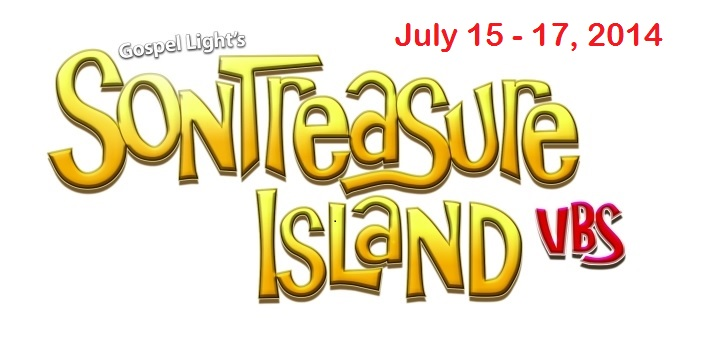 SonTreasure Island Vacation Bible School 2014